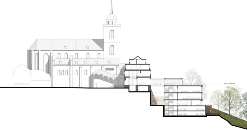 Architekturentw rfe - Architektur schnitt ...